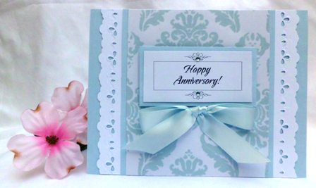 Handmade anniversary cards and other card making ideas handmade anniversary cards thecheapjerseys Images