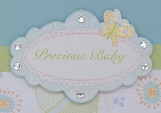 baby shower card ideas