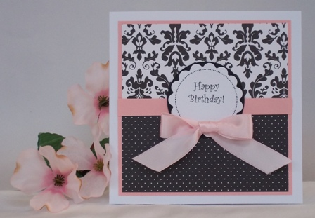 MAKE A BIRTHDAY CARD – FUN PRETTY EXAMPLES OF HANDMAD