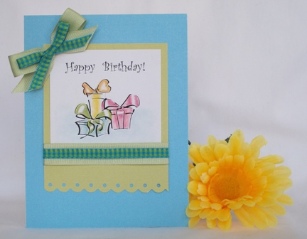 Birthday card ideas with examples of pretty homemade card ideas birthday card ideas bookmarktalkfo