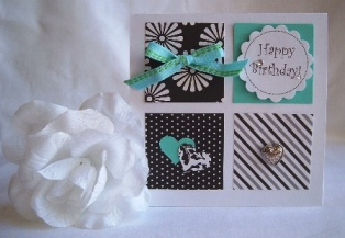 hand made card birthday
