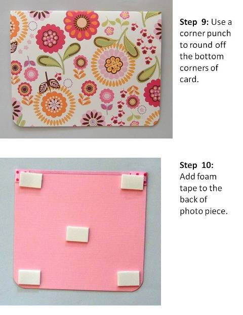 birthday card ideas instructions step 6