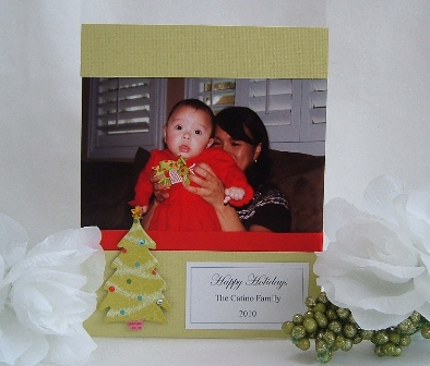 Christmas Card Ideas on Christmas Card Photo Ideas Can Be Simple To Make