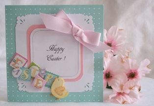 handmade cards Easter