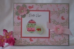 handmade easter card ideas