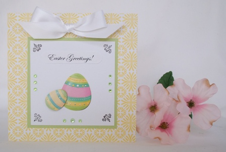 easter card making