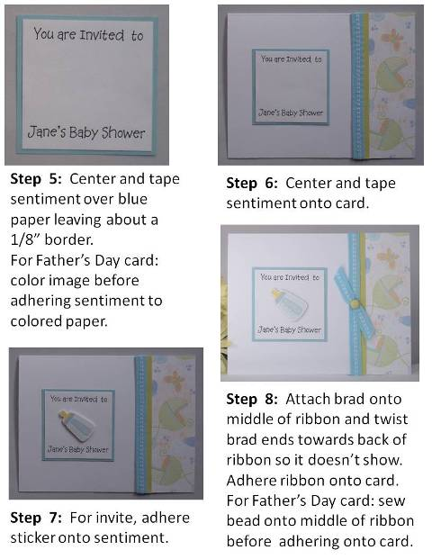 fathers day cards to make how to
