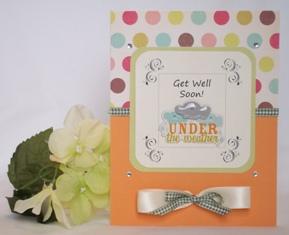 card ideas - get well