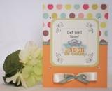 get well handmade card idea