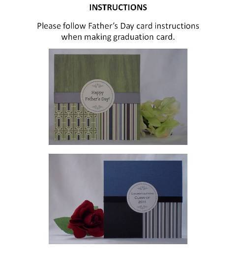 make fathers day cards directions