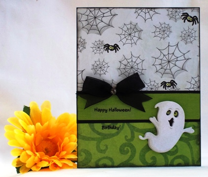 Halloween birthday cards unique homemade greeting card ideas halloween birthday cards bookmarktalkfo Images