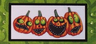 happy halloween card