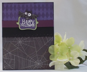 cute halloween cards