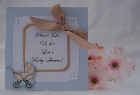 Create baby shower invitations with examples of handmade cards filmwisefo