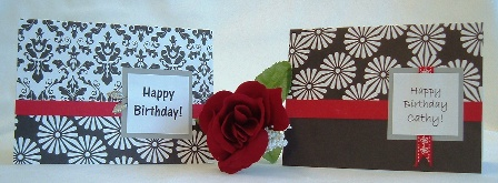 simple handmade birthday cards