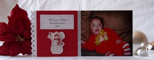 handmade cards Photo Christmas