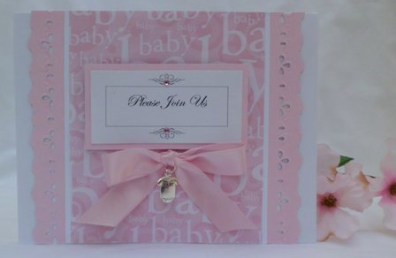 Cheap baby shower invitations handmade card ideas filmwisefo Choice Image