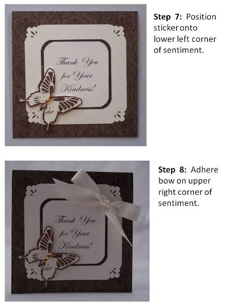 design a birthday card step by step instructions