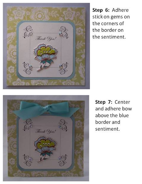 handmade thank you card ideas instructions
