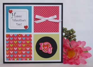 paper card making ideas valentines