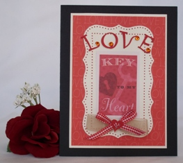 handmade cards Valentine