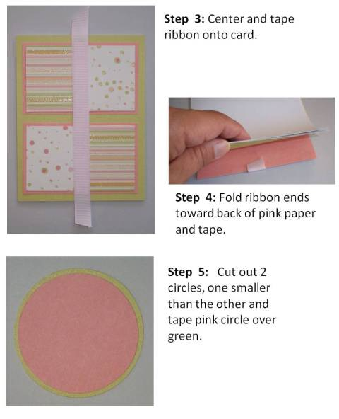 easter card ideas directions