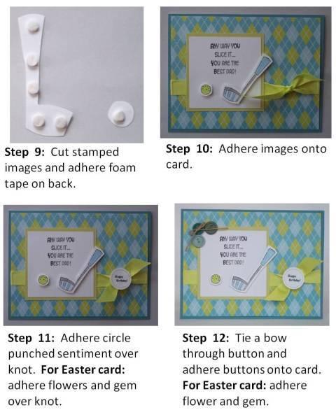 easter card making ideas - diy