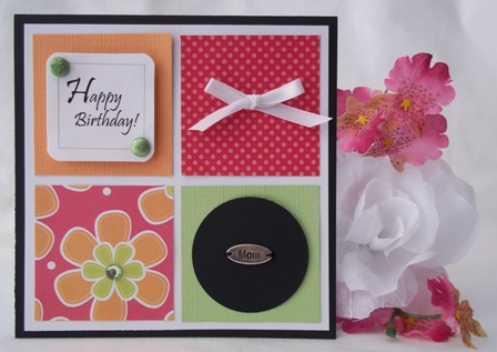 Handmade card ideas for making birthday cards that are pretty m4hsunfo