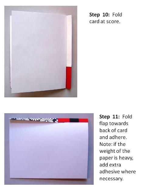 Homemade Birthday Card Ideas instructions step 6
