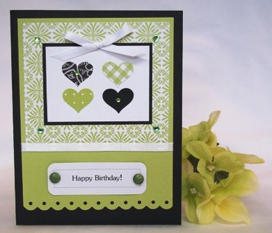 paper card making ideas birthday