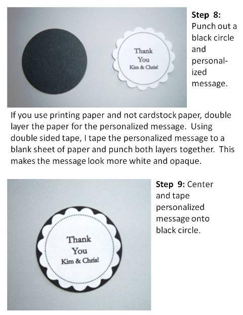 birthday card ideas instructions step 6