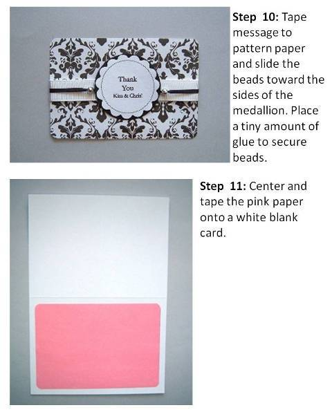 birthday card ideas instructions step 7