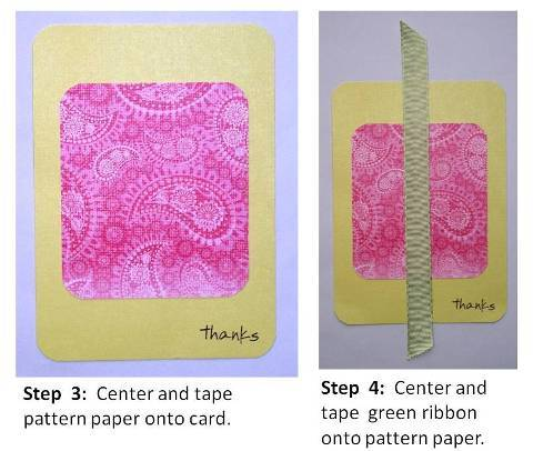 handmade easter - step by  step instructions