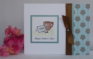 homemade fathers day cards