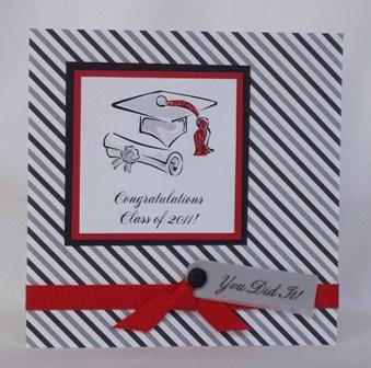 ideas for graduation cards