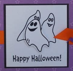 make a halloween card
