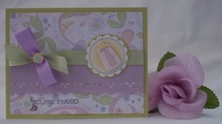 create baby shower invitations