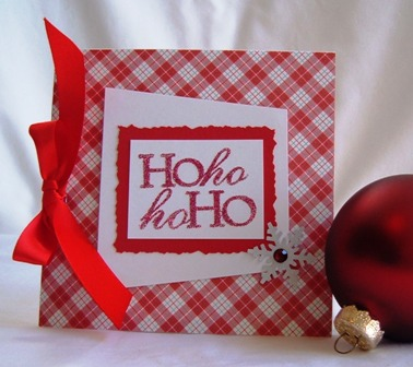 Christmas Card Ideas on Homemade Christmas Card Ideas   Find Lots Of Holiday Designs That Are