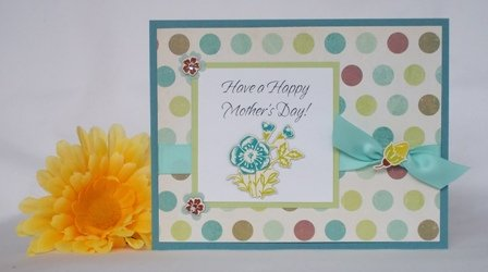 mothers day card making idea