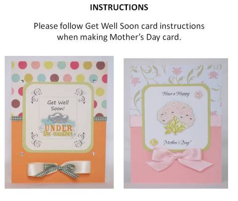 how to make mothers day cards