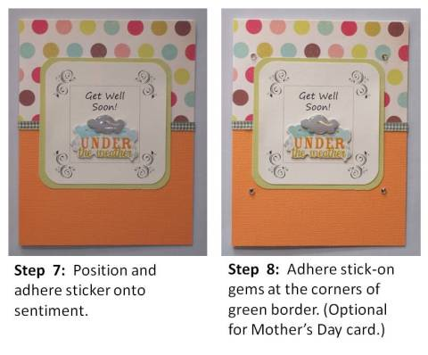 how to create mothers day cards