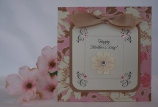 mother day card to craft