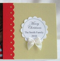 photo christmas card ideas