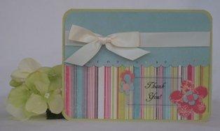 free handmade card ideas