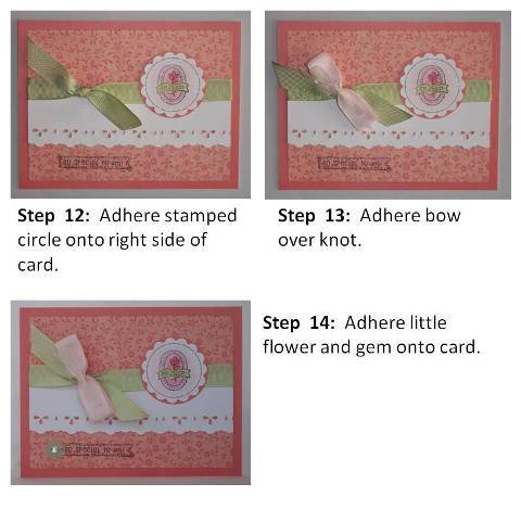 graduation card designs - step by step instructions