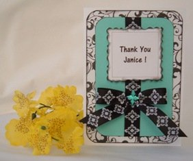 greeting card ideas thank you