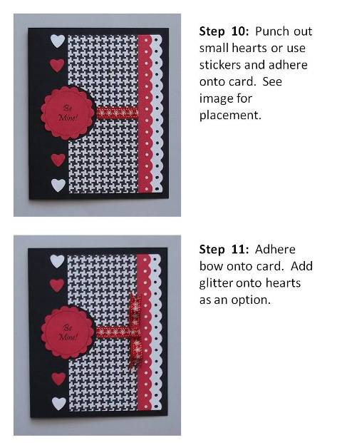 valentines day crafts instructions