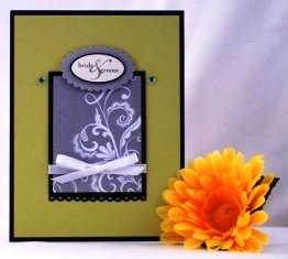make a wedding card